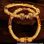 Khazana Jewellery Designs in Bangles