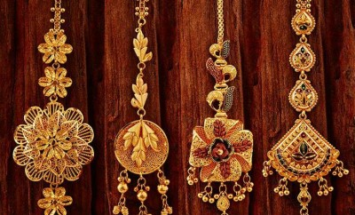 gold tikka designs
