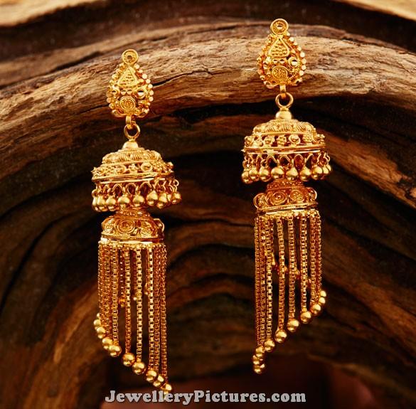 Khazana Jhumka Designs Catalogue Jewellery Designs