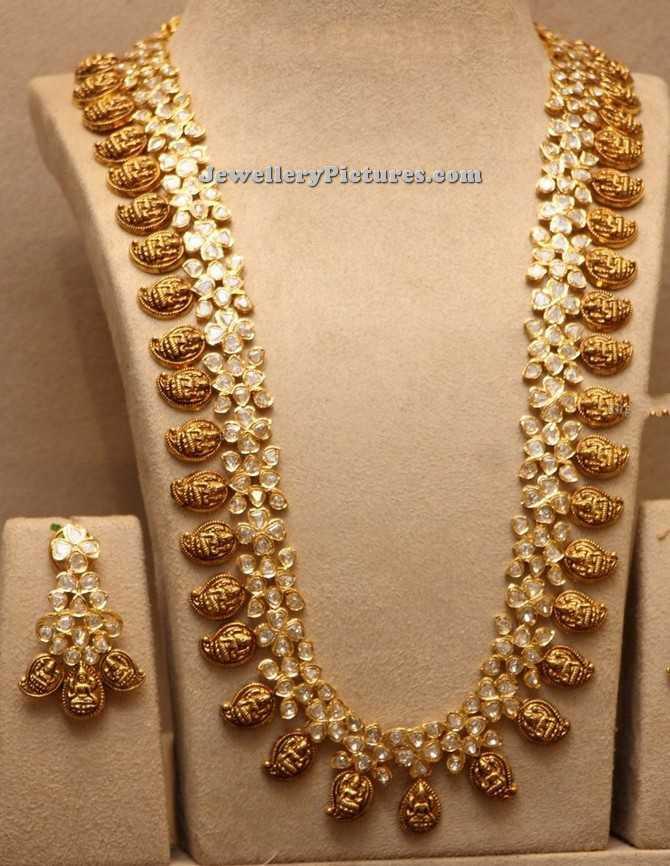 latest bridal jewellery designs mango haram