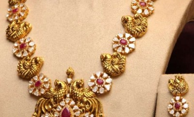 latest jewellery designs for wedding in hyderabad