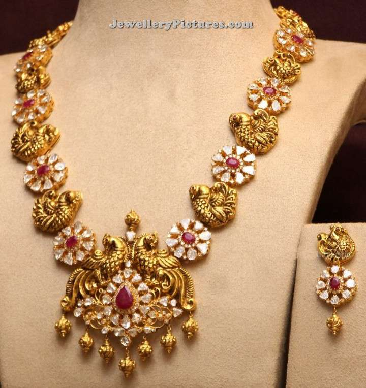Latest Jewellery Designs For Wedding - Jewellery Designs