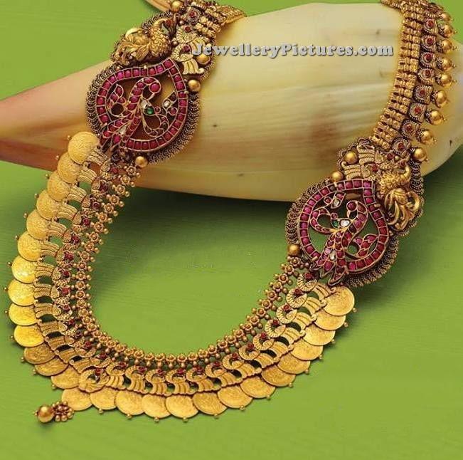 antique kasulaperu design in gold