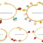 5 Beautiful Gold Kids Bracelet Designs