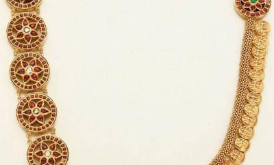 kasulaperu in 60 grams with side pendants