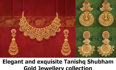 tanishq gold jewellery designs